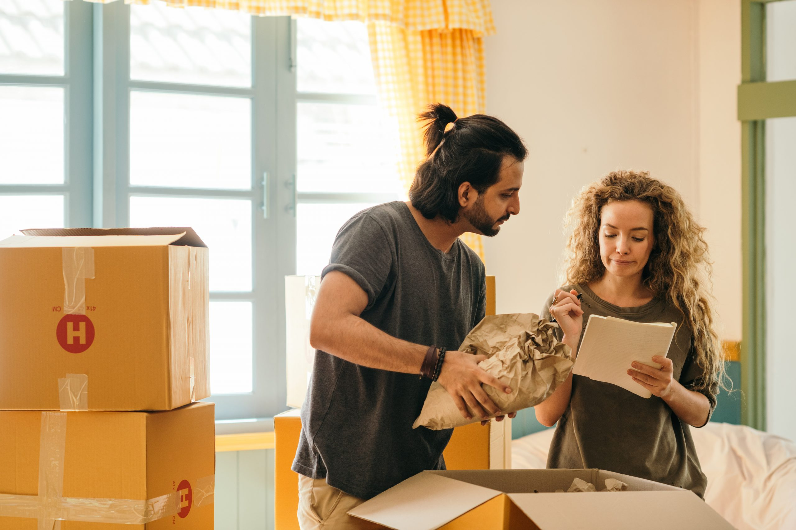 Renting and Moving